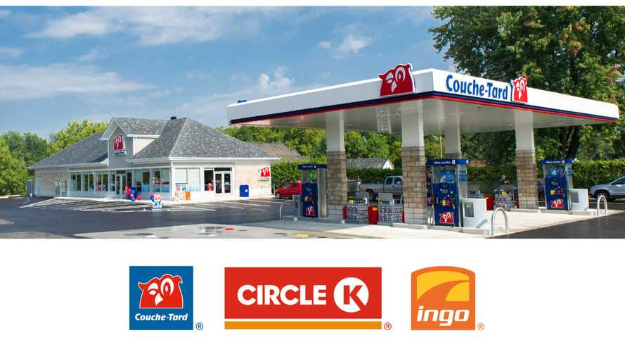 Couche-Tard To Build Charging Points In U.S. And Canada