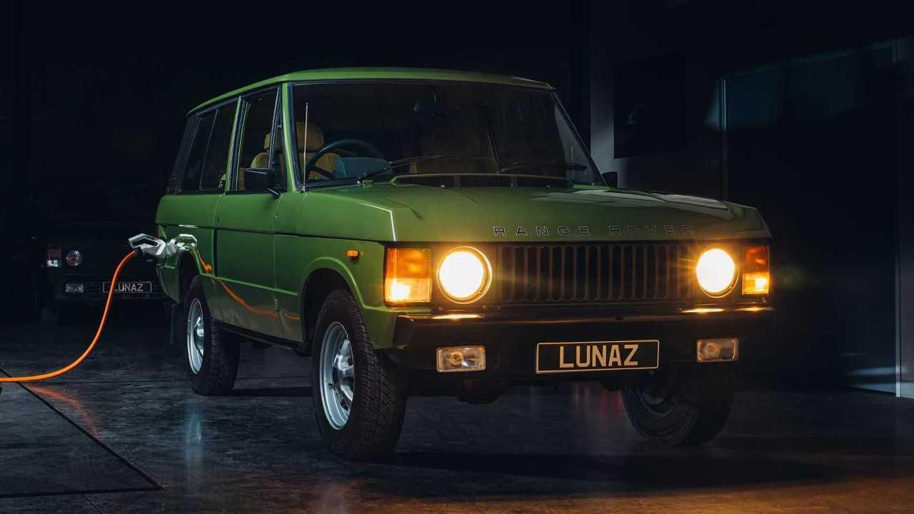 Range Rover Lunaz