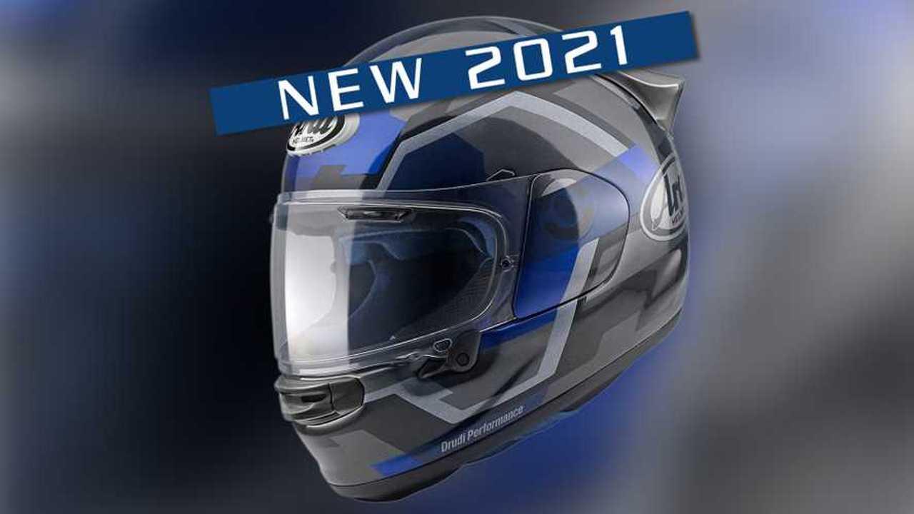 2021 Arai Quantic Helmet