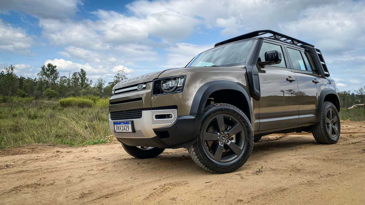 Teste: Land Rover Defender 110 P300 (BR)