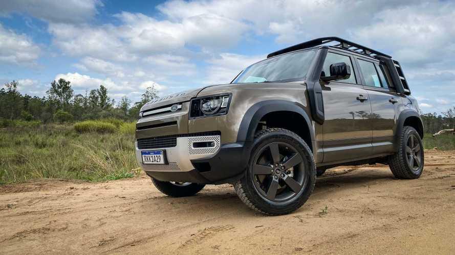 Teste: Novo Land Rover Defender 110 P300 se perde na tradução da história