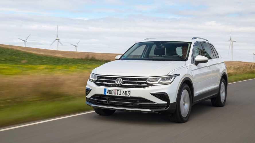 Volkswagen dévoile les prix de son Tiguan hybride rechargeable