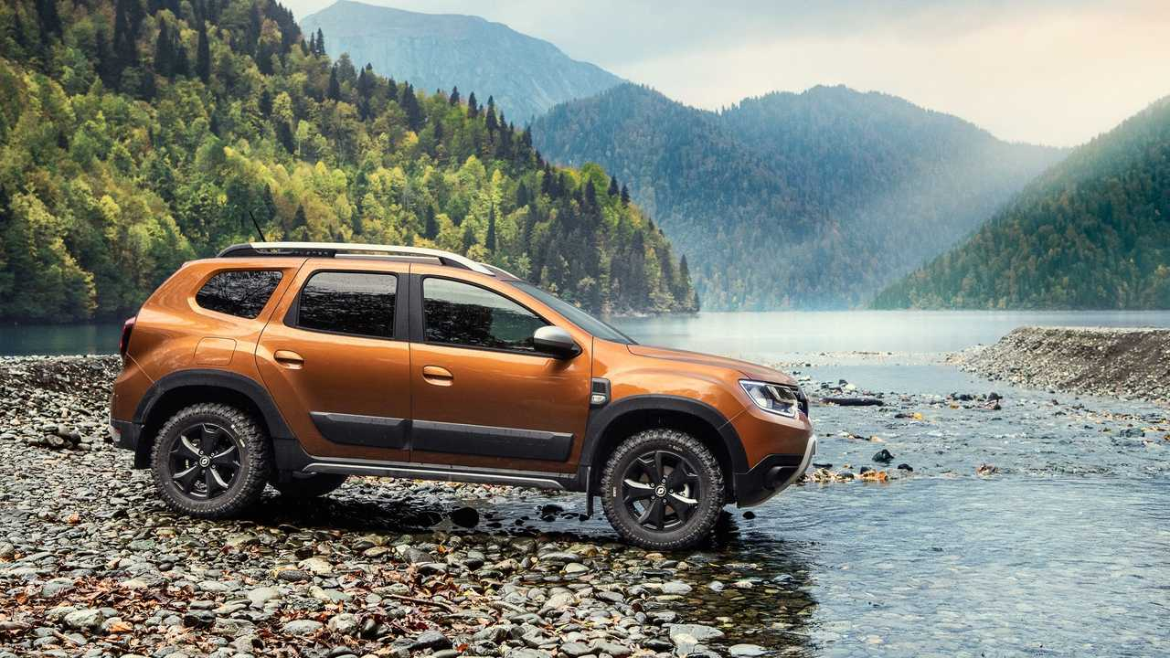 Novo Renault Duster - Rússia