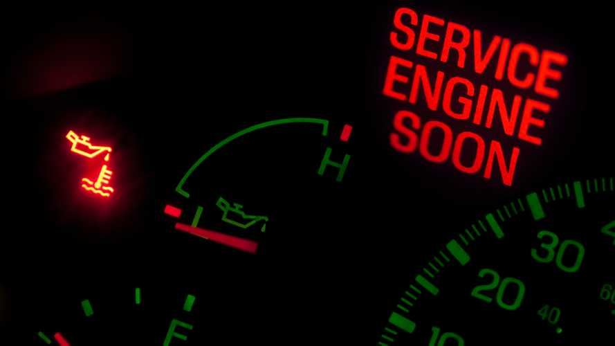 Survey Finds The Check Engine Light Isn't A Priority Among Car Owners