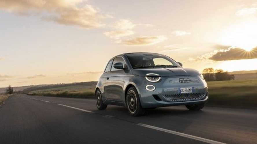 November Breaks Italy's EV Sales Records As Fiat 500e Enters Market