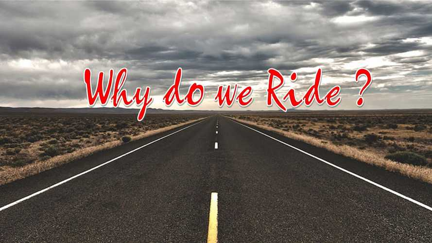 """Why Do We Ride"" Video Waxes Poetic About Bike Riding"