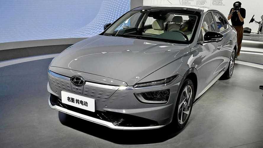 Hyundai Mistra EV: sedã elétrico tem a cara novo Creta e 520 km de autonomia