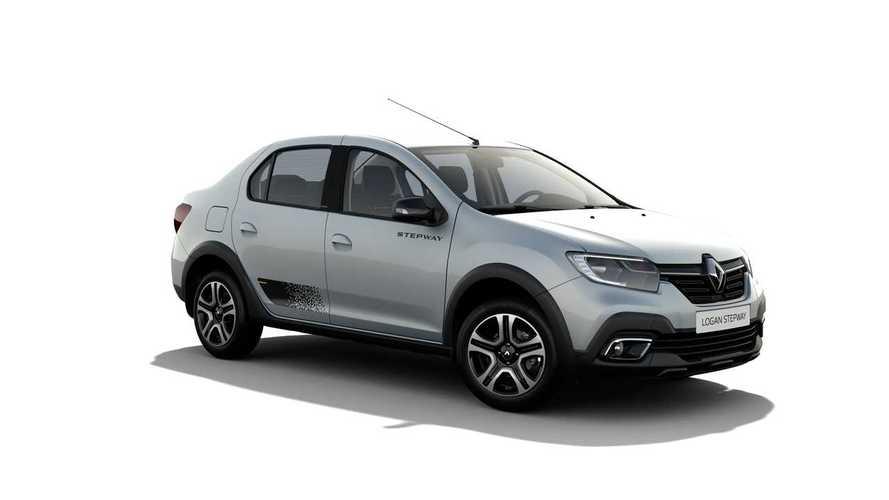 Обновленные Renault Logan Stepway и Sandero Stepway для России