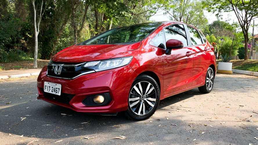 Honda Fit 2021 ganha equipamentos e fica mais caro; EXL chega aos R$ 92.000