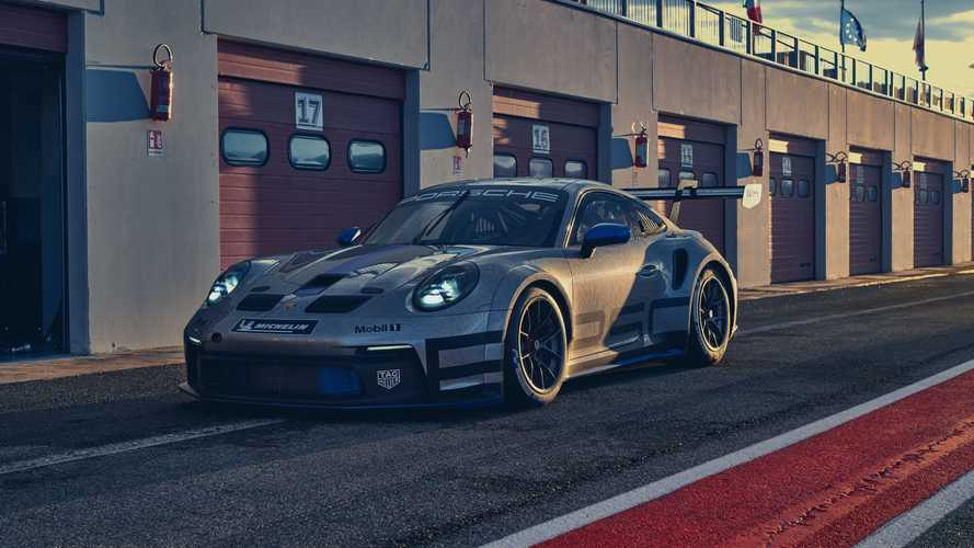 2021 Porsche 911 GT3 Cup has arrived