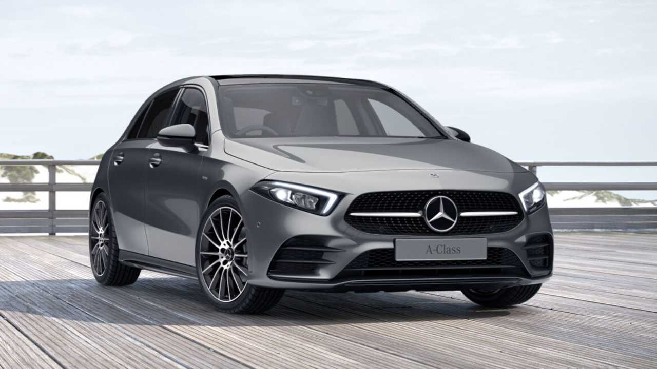 Mercedes-Benz A-Class Exclusive Editions