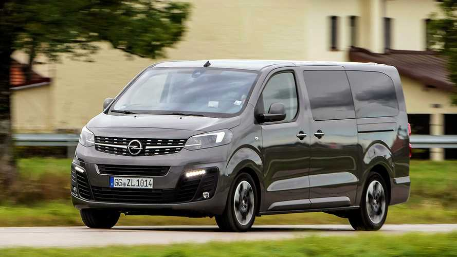 Opel Zafira Life L (2020) im Test