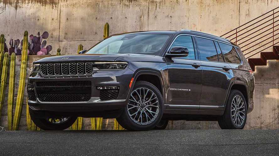 2021 Jeep Grand Cherokee L Revealed: Three Rows, Grand Looks, More Tech