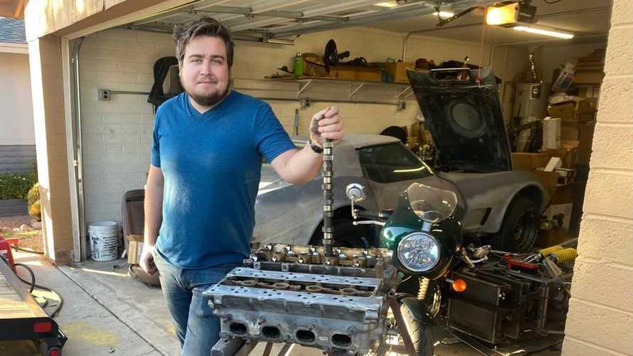 Sufnituning a köbön: a Koenigsegg technológiáját ültette egy Miata-motorba egy szerelő