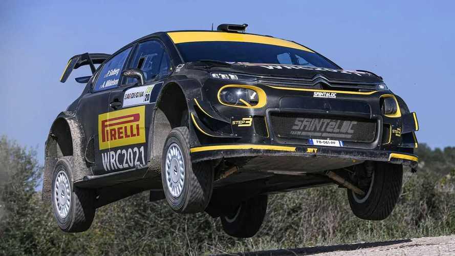 Pirelli, Türkiye'de üretilen 2021 WRC lastiklerini tanıttı