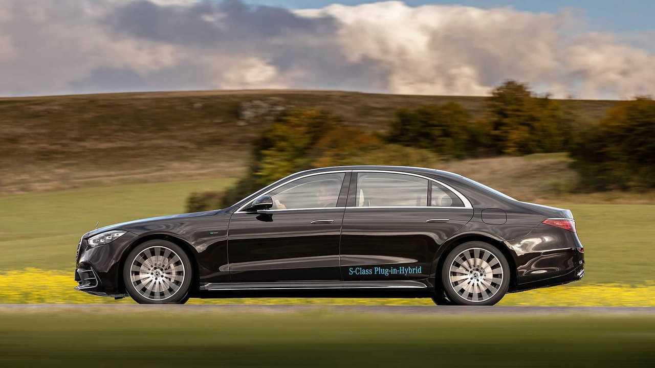 Mercedes S-Klasse Plugin-in-Hybrid (2021) im Test | Motor1 ...
