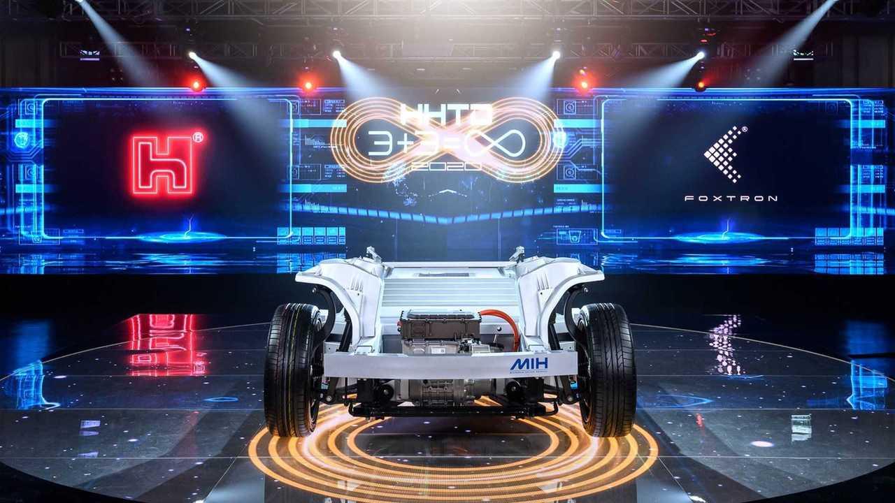 Foxxconn MIH plataforma carros eletricos (2)
