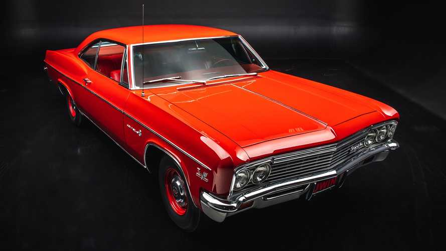 Last Call: Enter To Win This Epic 1966 Chevy Impala Sport Coupe
