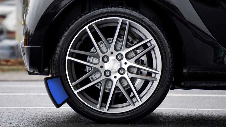 Students Develop Device To Capture Tire Wear Particulates