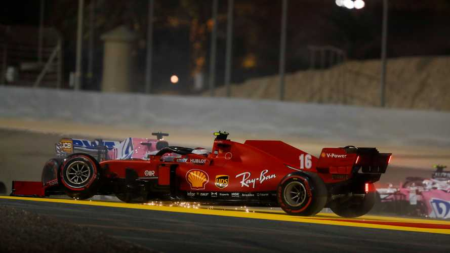 VIDÉO : L'accident de Leclerc au départ du Grand Prix de Sakhir
