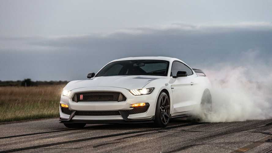 Mustang Shelby GT350 HPE850 par Hennessey