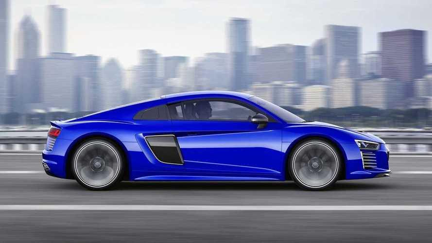"""Une Audi R8 électrique """"aurait du sens"""" selon le patron d'Audi"""