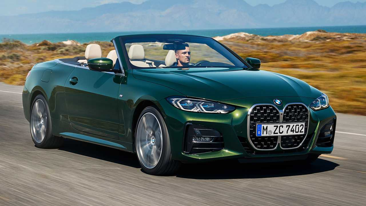 2021 BMW 4 Series Convertible Lead