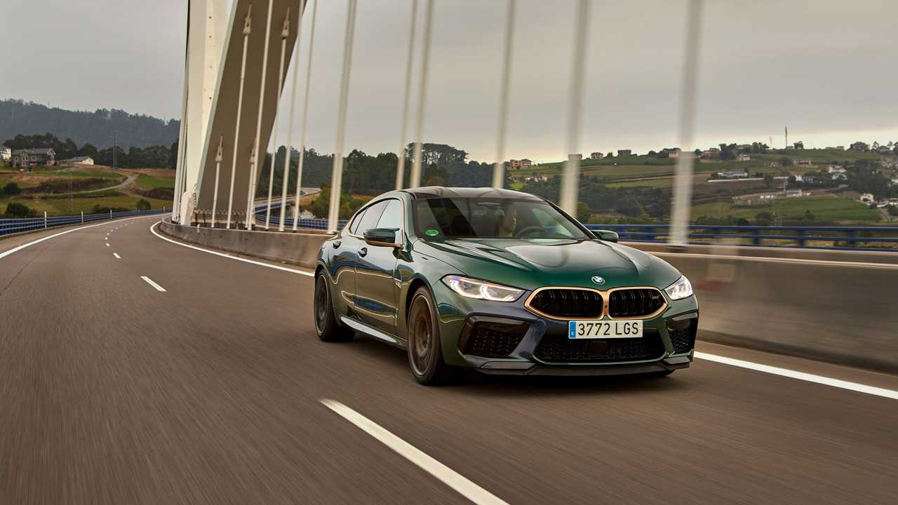 BMW M8 Gran Coupé First Edition 2020