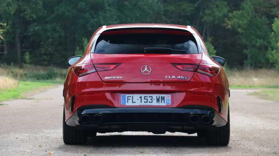 Essai Mercedes-AMG CLA 45 S Shooting Brake