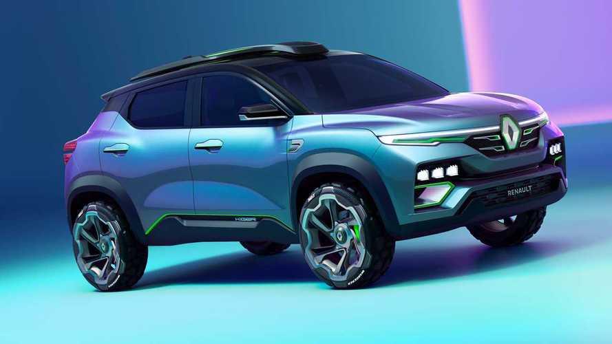 Renault, Kiger isimli şirin crossover'ını tanıttı