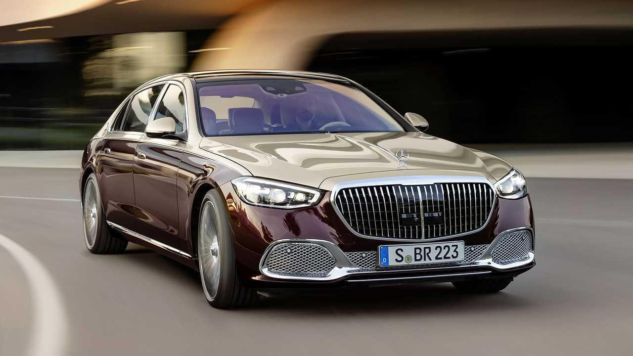 Mercedes Maybach Clase S 2021 Opulencia Superlativa