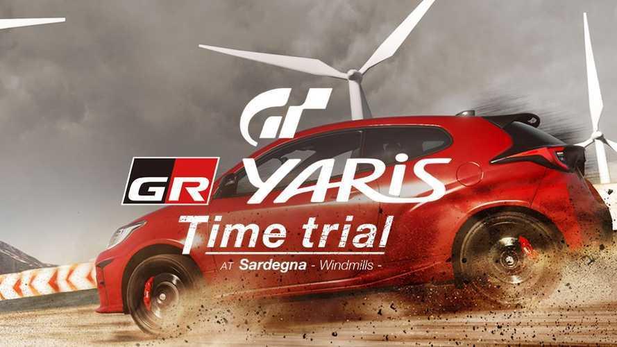 La Toyota GR Yaris arrive dans Gran Turismo Sport