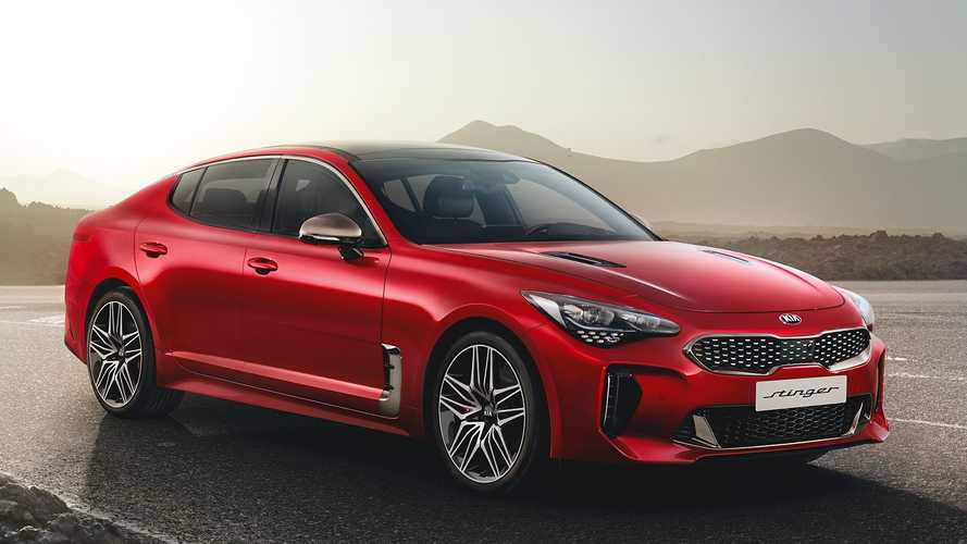 2022 Kia Stinger Coming To The US With 300 Horsepower For Base Model