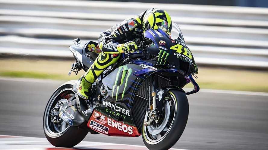 """Rossi: """"No soy suficientemente competitivo para pelear por el título"""""""
