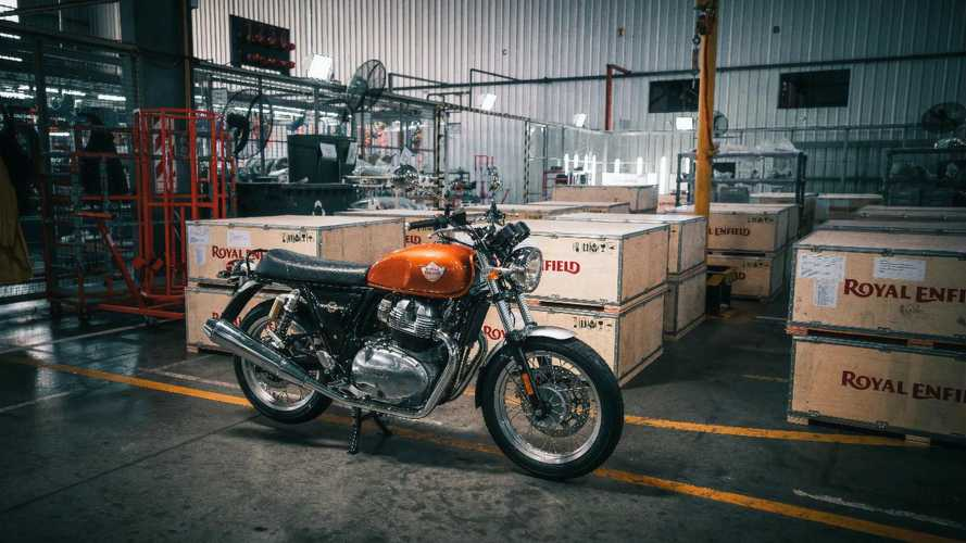 Royal Enfield Opens Its New Assembly Facility In Argentina