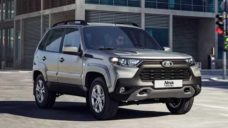 Lada Niva volta às origens com facelift, mas fica a cara do Toyota RAV4