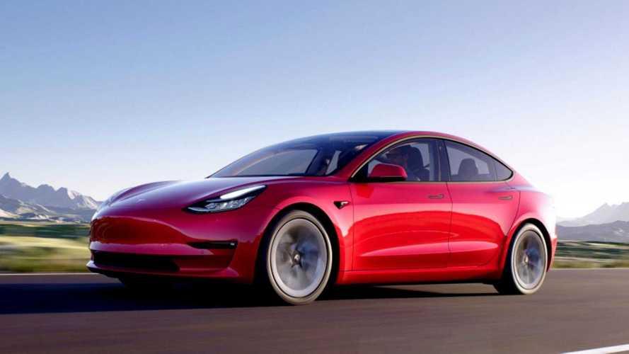 Tesla Model 3 2021: retoque, novos itens e autonomia de 580 km pelo mesmo preço
