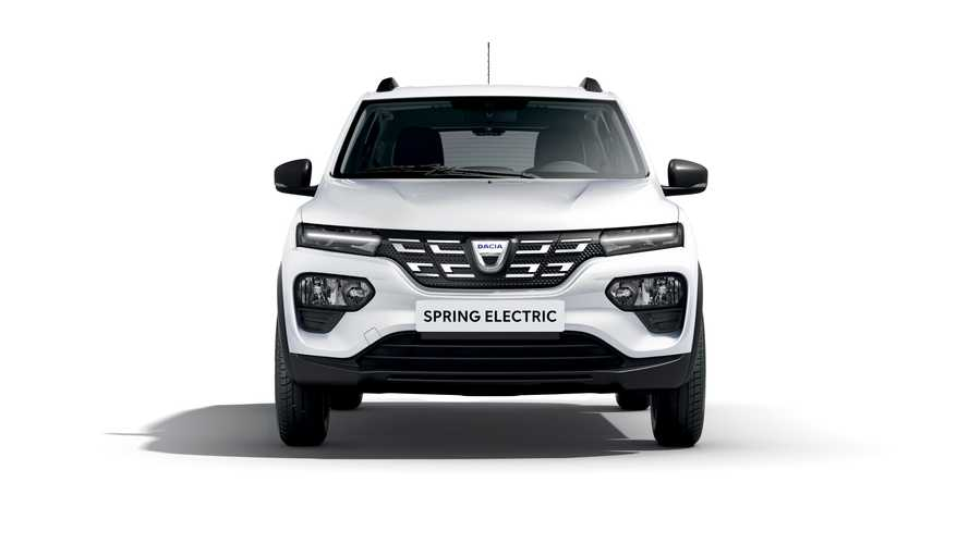 Dacia Spring стал самым продаваемым электромобилем Италии