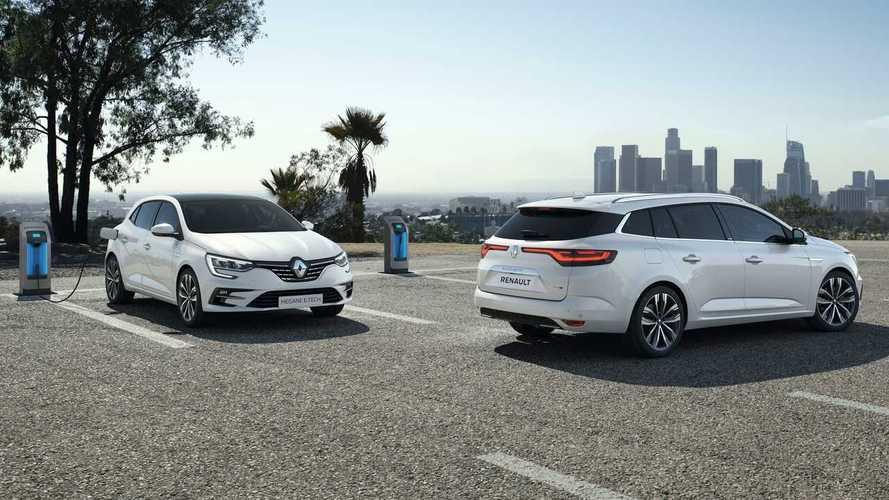Megérkeztek a magyar piacra a Renault vadonatúj hibrid modelljei