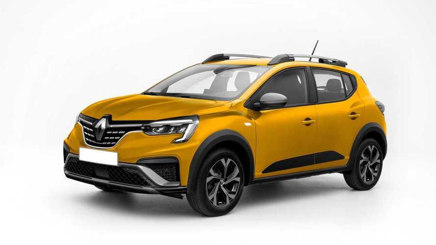 Projeções: os sucessores dos Renault Sandero, Logan e Stepway no Brasil