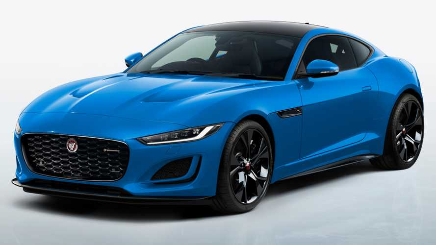 Jaguar F-Type Reims Edition Arrives In Cool Blue