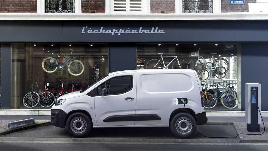 Nuovo Citroën ë-Berlingo Van elettrico e senza rinunce