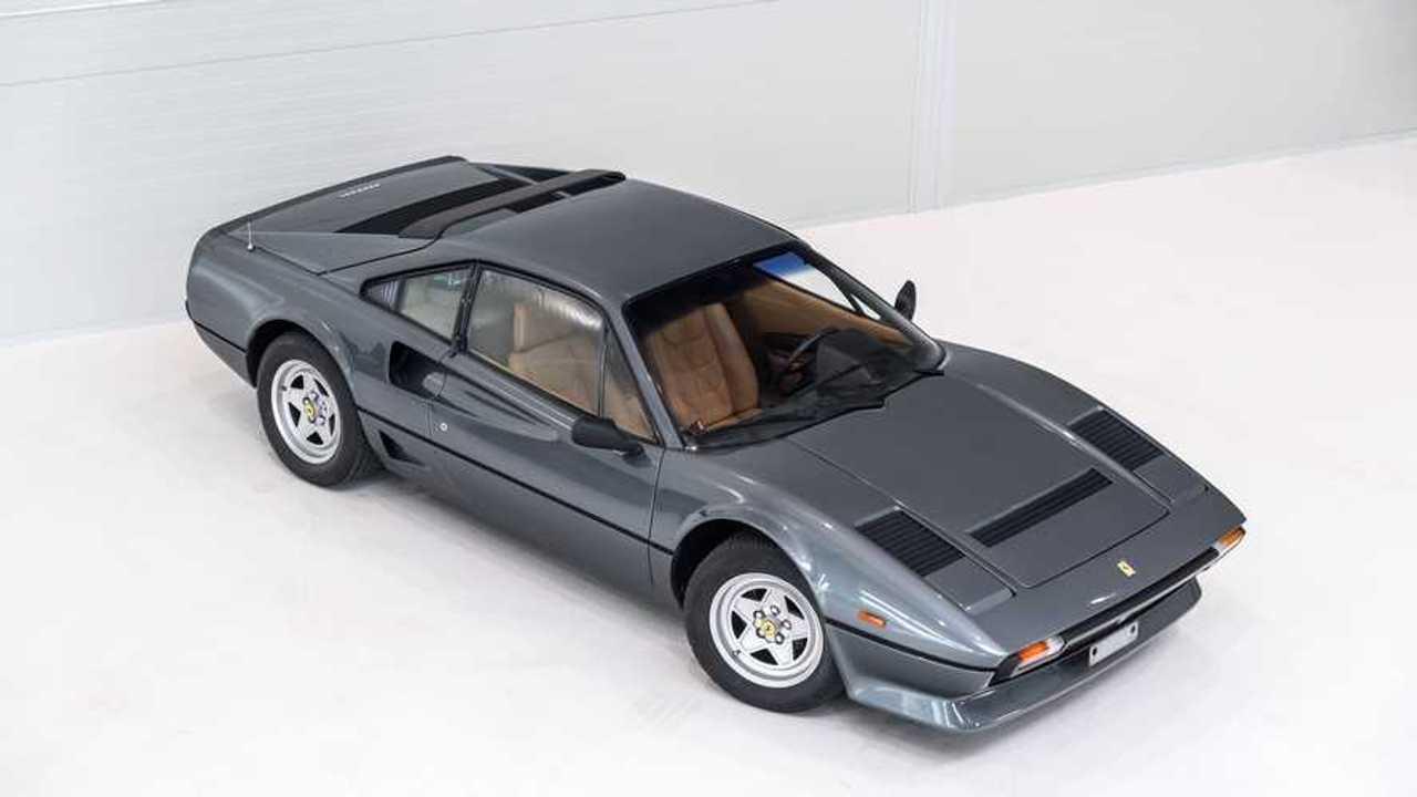 Retrospettiva Ferrari 208