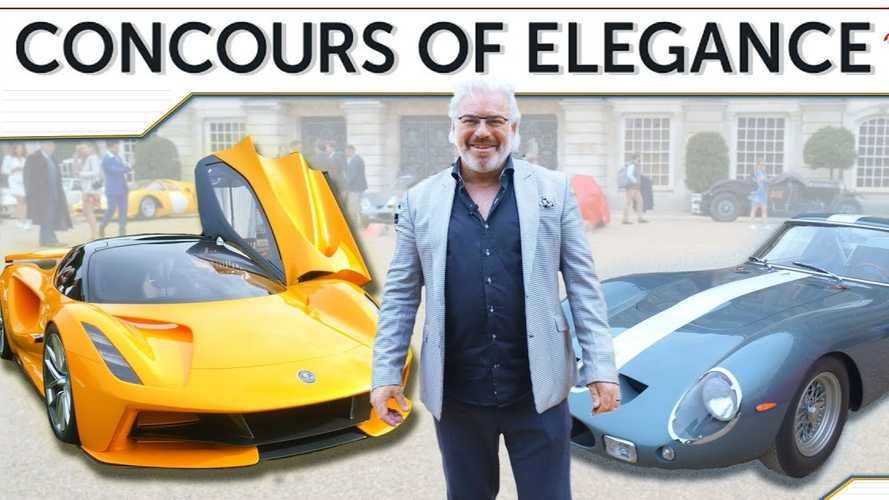 McLaren P1 Designer Reviews Lotus Evija And Ferrari 250 GTO Styling