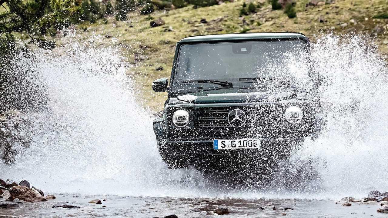 Mercedes-Benz Classe G passo corto