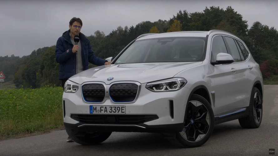 Autogefühl Blown Away By BMW iX3