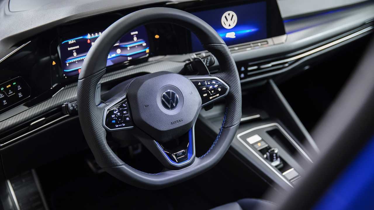 2022 Volkswagen Golf R Revealed As The Most Powerful Golf Ever