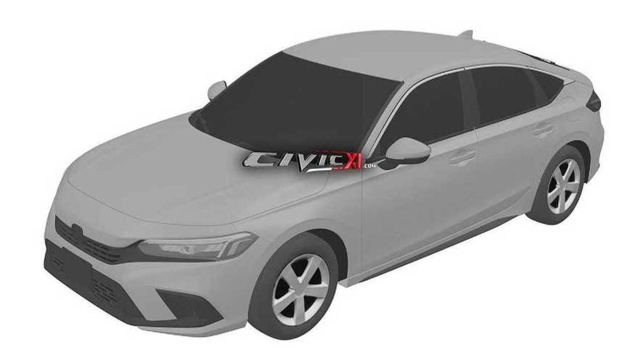 Honda Civic - Registro da 11ª geração