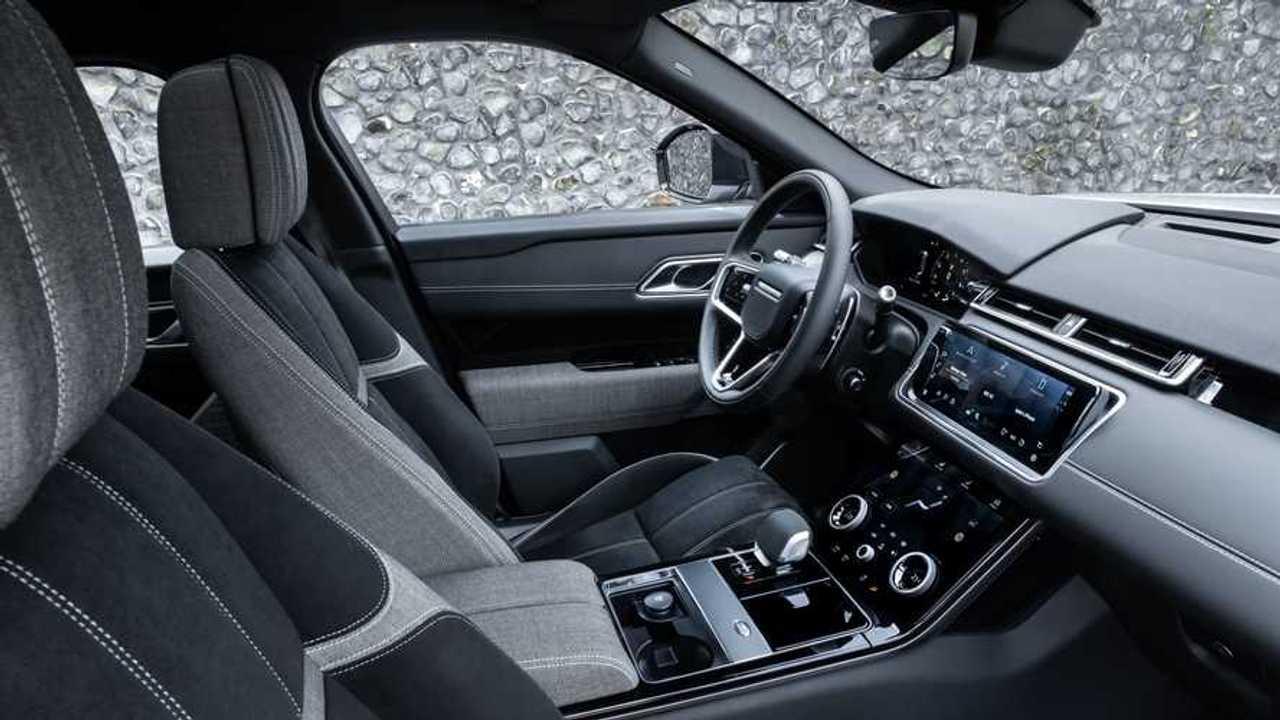 Intérieur Range Rover Velar