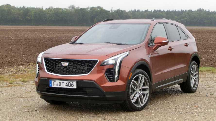 Cadillac XT4 (2021) im Test: Kompakt-SUV aus den USA fährt sich europäisch